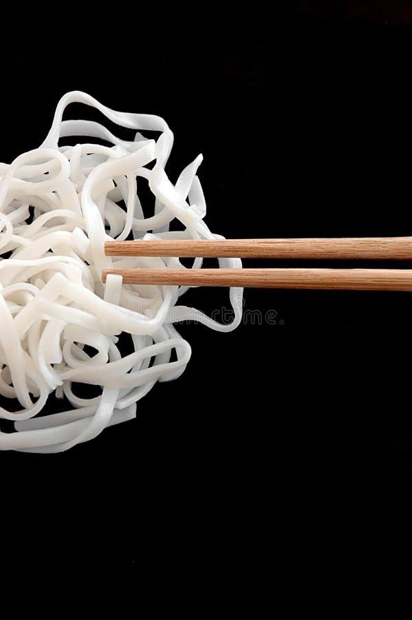 noodles ρύζι στοκ φωτογραφίες