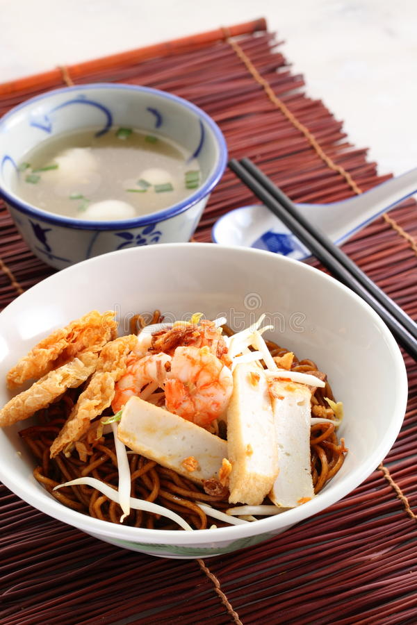 Download Noodles stock photo. Image of asia, meat, healthy, brown - 21951768