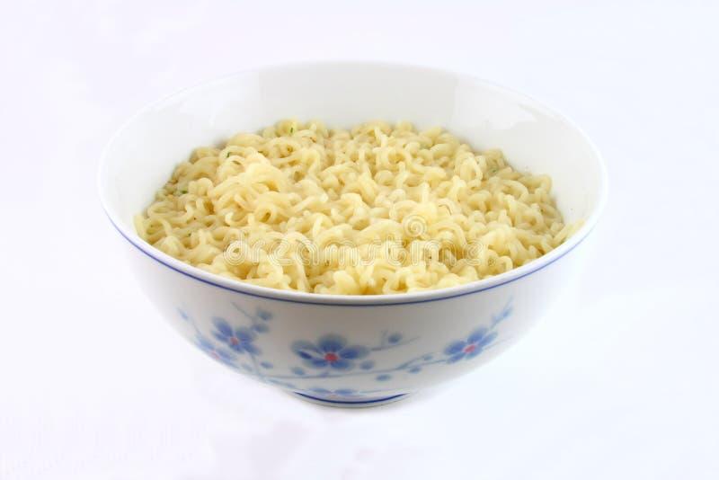 noodles arkivbilder