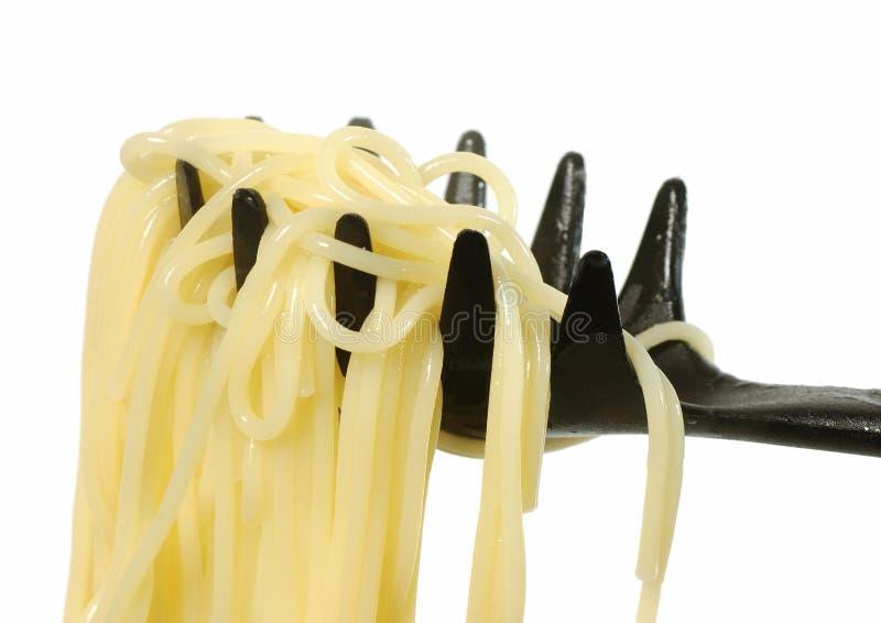 noodles fotografia stock