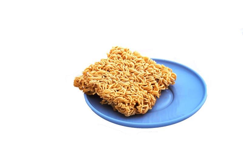 noodles natychmiastowi zdjęcia royalty free