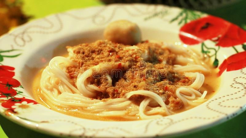Noodles royalty free stock images