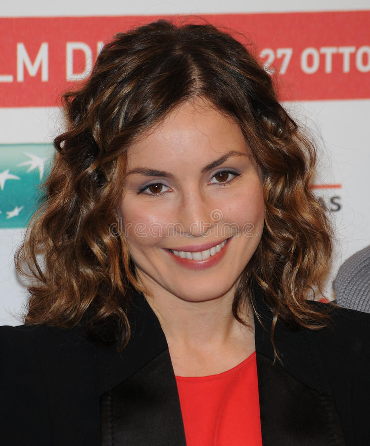 Noomi Rapace. Attends the photocall of Babycall during the 6th International Rome Film Festival. October 31, 2011, Rome, Italy Picture: Catchlight Media / royalty free stock photos
