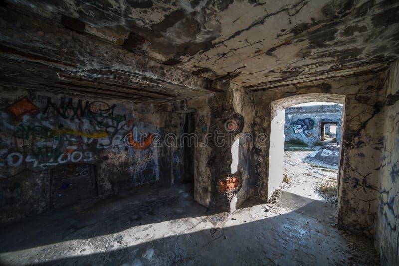 Noordelijk Fort royalty-vrije stock fotografie