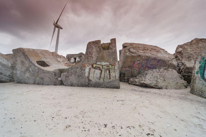 Noordelijk Fort stock afbeeldingen