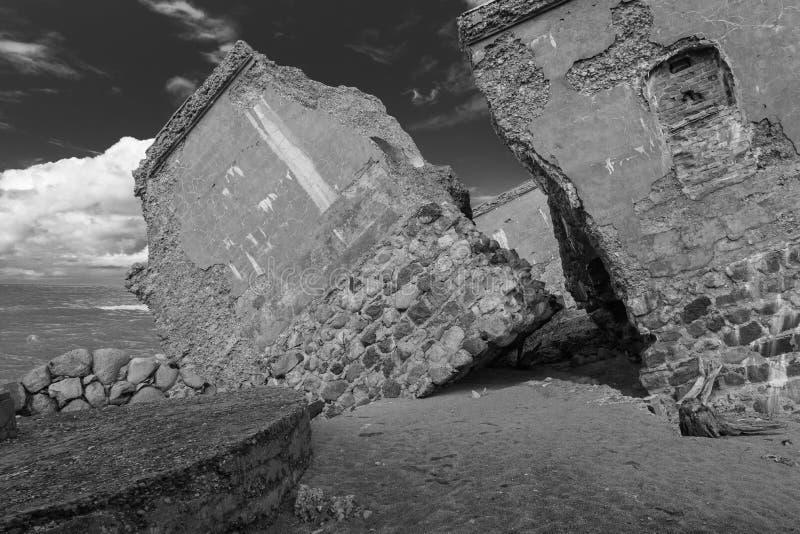 Noordelijk Fort stock foto's