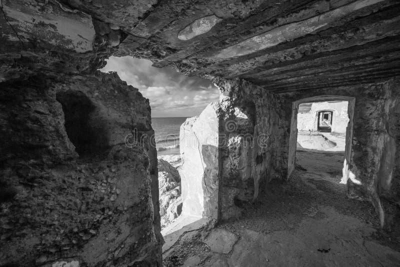 Noordelijk Fort stock foto