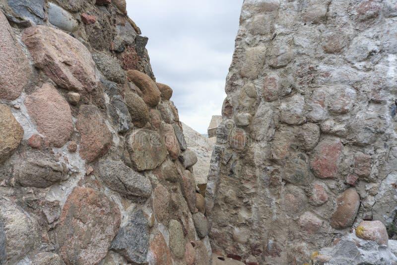 Noordelijk Fort stock fotografie