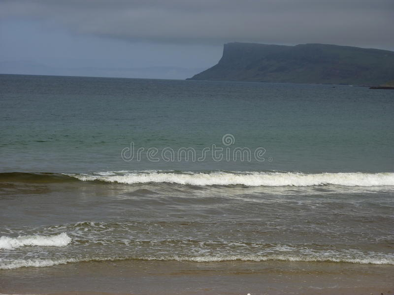 Noordelijke Ierse Kust stock afbeeldingen