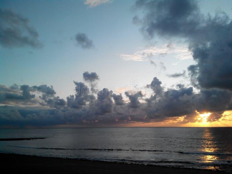 Noordelijke overzees, Nederland, Den Helder royalty-vrije stock foto's