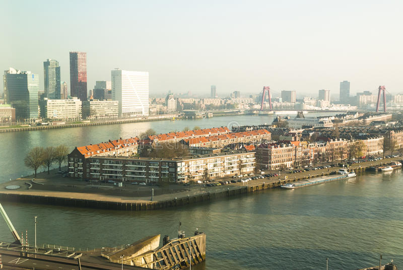 Download Noordereiland, Rotterdam editorial photography. Image of rotterdam - 83715487