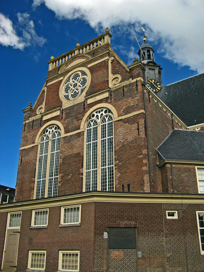 Noorderkerk 03 stock images