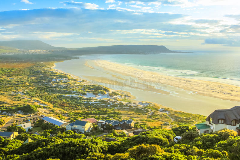 Noordhoek Beach Cape Town royalty free stock photo