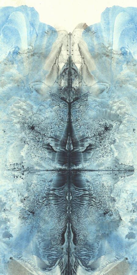Noordpool textuur stock illustratie