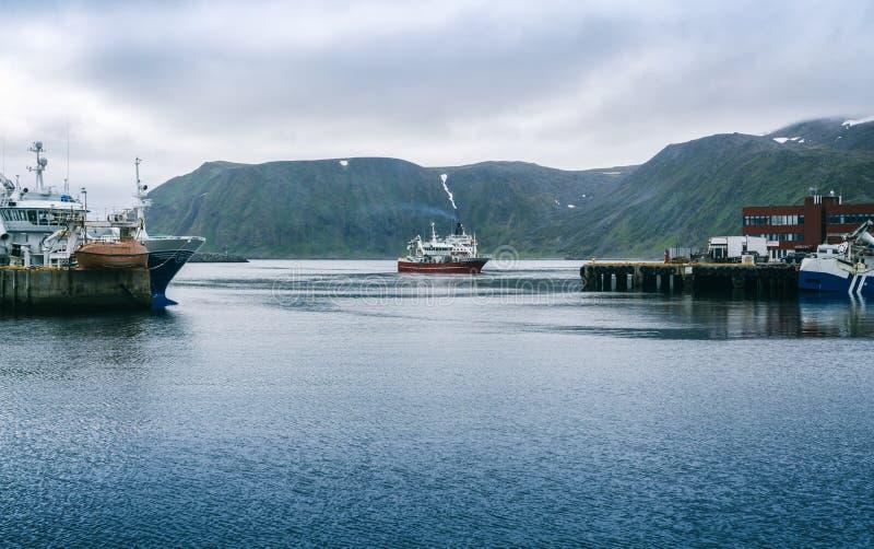 Noordpoolbaai royalty-vrije stock foto's