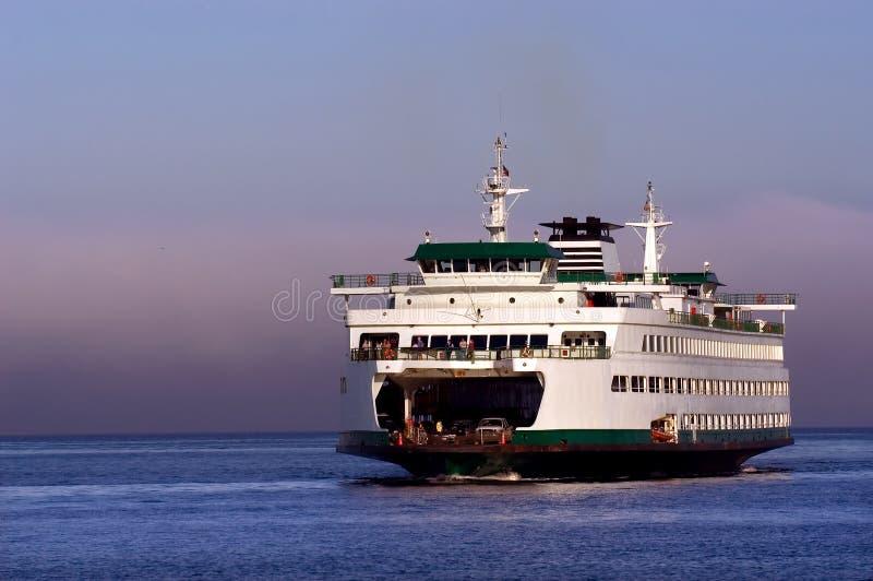 Noordwestelijke veerboot royalty-vrije stock afbeelding