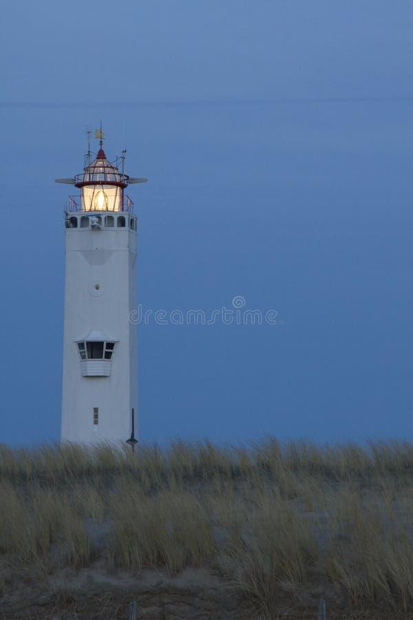 Noordwijk Lighthouse royalty free stock photo