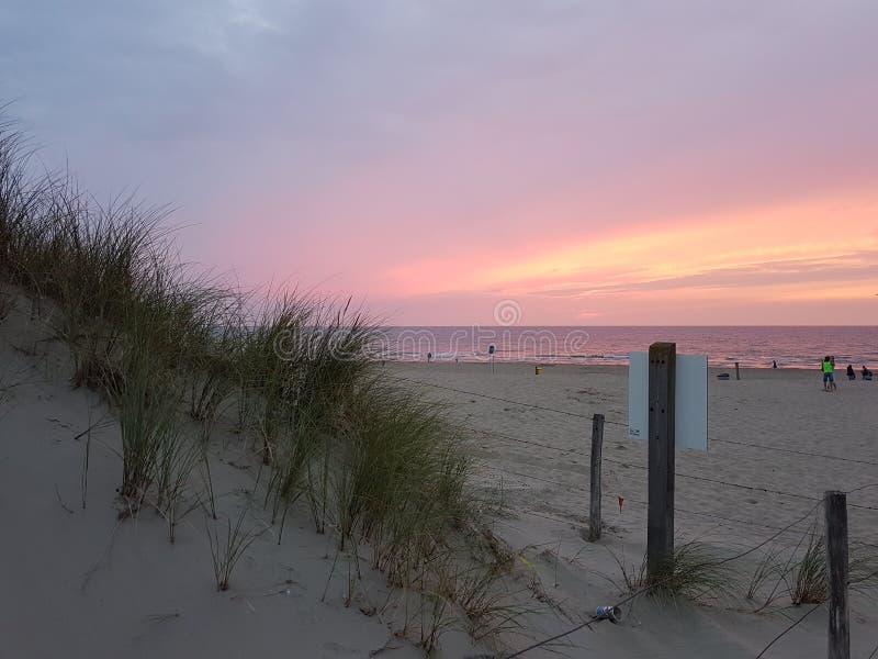 noordwijk Niederlande imagen de archivo libre de regalías