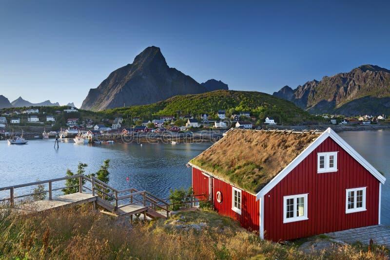 noorwegen royalty-vrije stock afbeeldingen