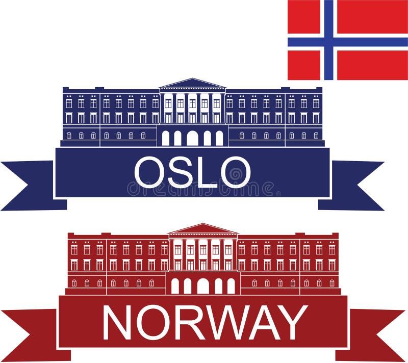 noorwegen vector illustratie