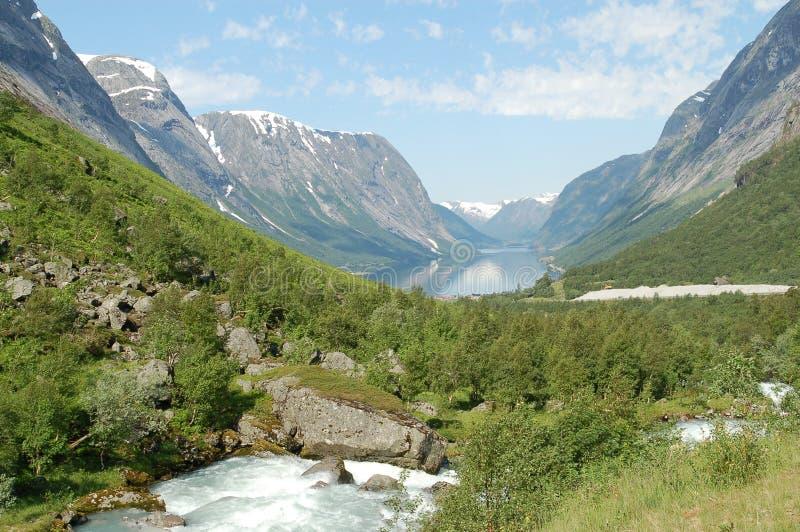 Noorwegen imagen de archivo