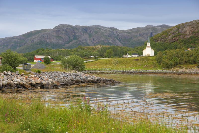 noorwegen royalty-vrije stock afbeelding