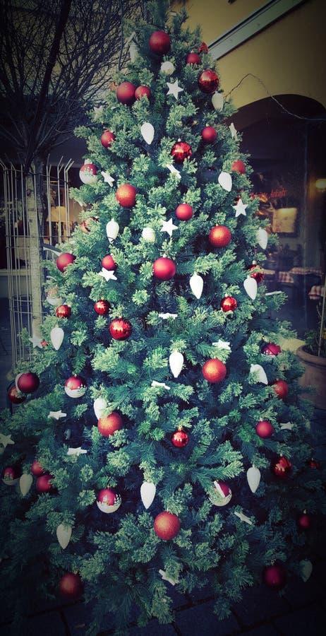 Nopeople del primo piano della decorazione di Natale fotografia stock