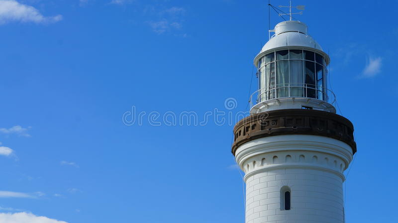 Norah Head Lighthouse fotografia stock libera da diritti