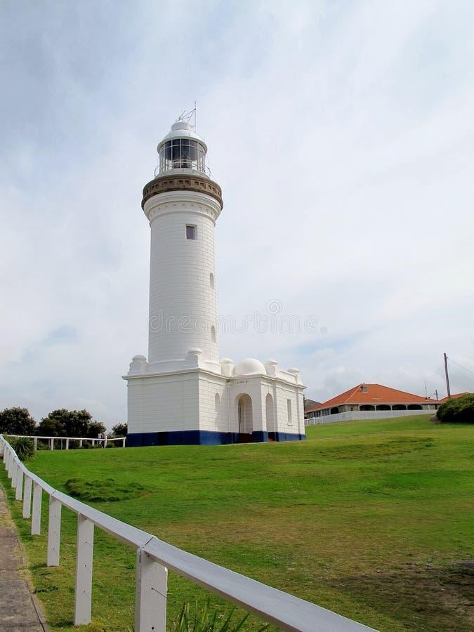 Norah Head Lighthouse, NSW, Australia 2. The lighthouse at Norah Head in New South Wales, Australia royalty free stock images