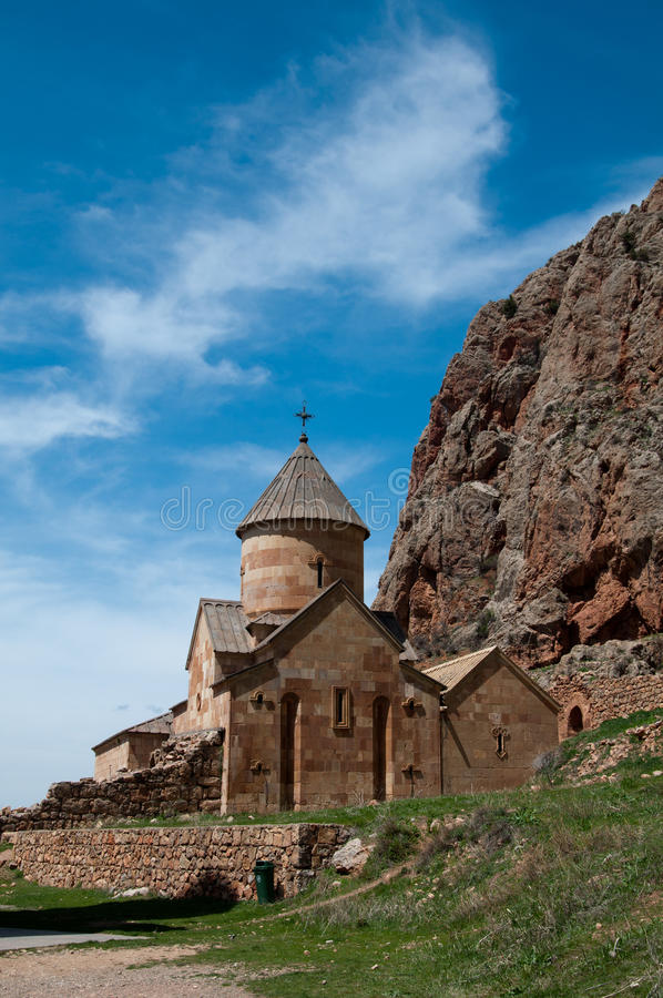 Noravank IV royalty free stock images