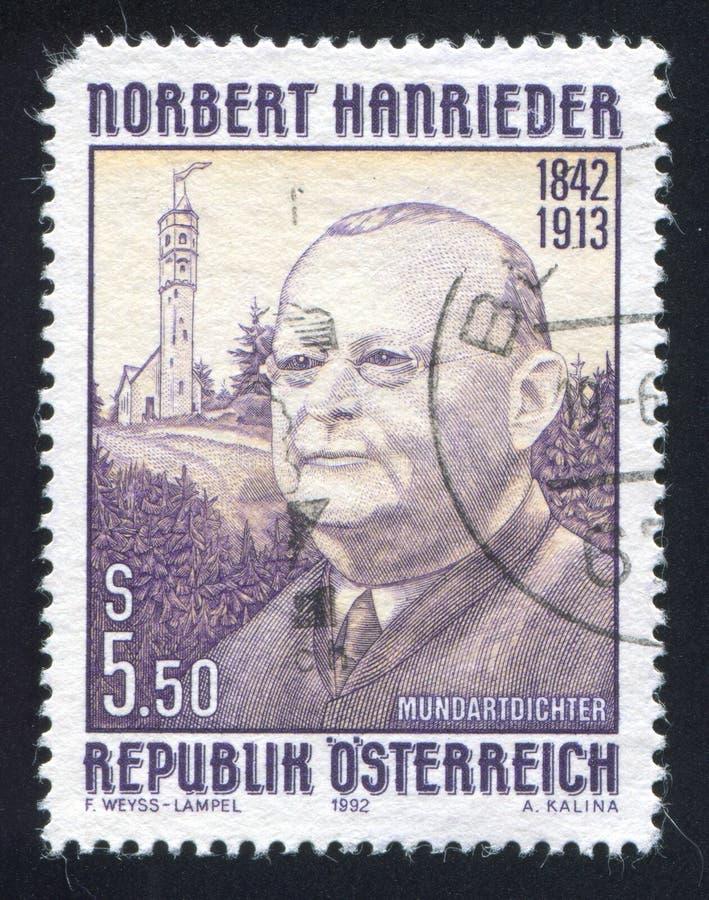 Norbert Hanrieder royaltyfri fotografi
