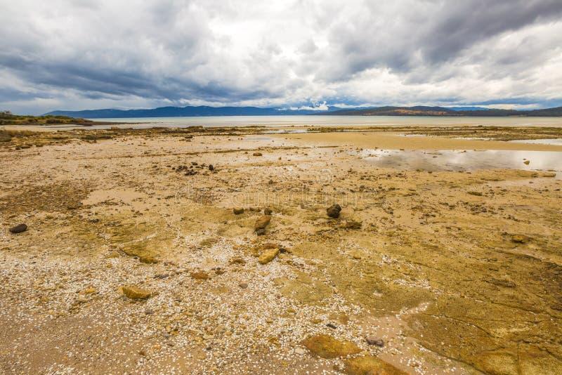 Nord-Bruny-Insel, Tasmanien lizenzfreie stockbilder