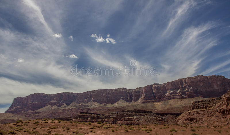 Nord 4 de Grand Canyon images stock