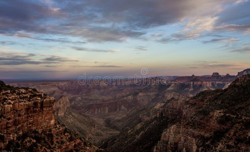 Nord 4 de Grand Canyon image libre de droits
