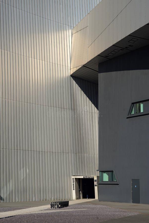 Nord impérial de musée de guerre image stock