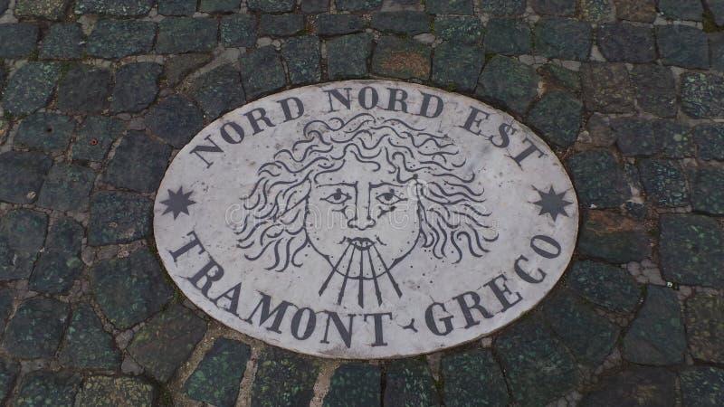 Nord Nord Est στοκ φωτογραφία με δικαίωμα ελεύθερης χρήσης