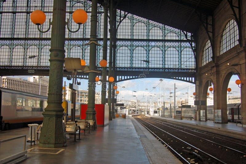 nord paris royaltyfria bilder