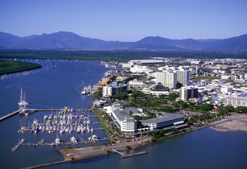 Nord Queensland de cairns photos stock