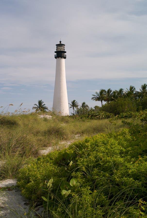 Nordansicht des Leuchtturmes lizenzfreie stockfotografie