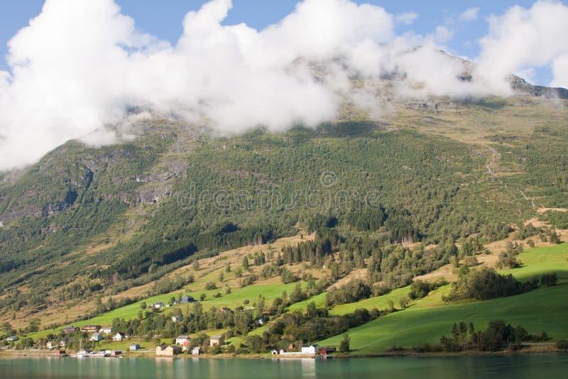 Nordfjord photos stock