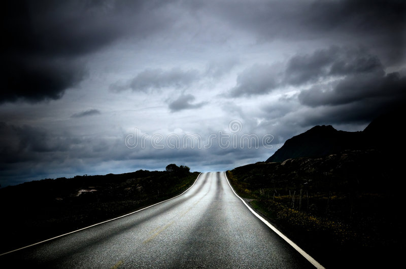 Nordic journey royalty free stock photography