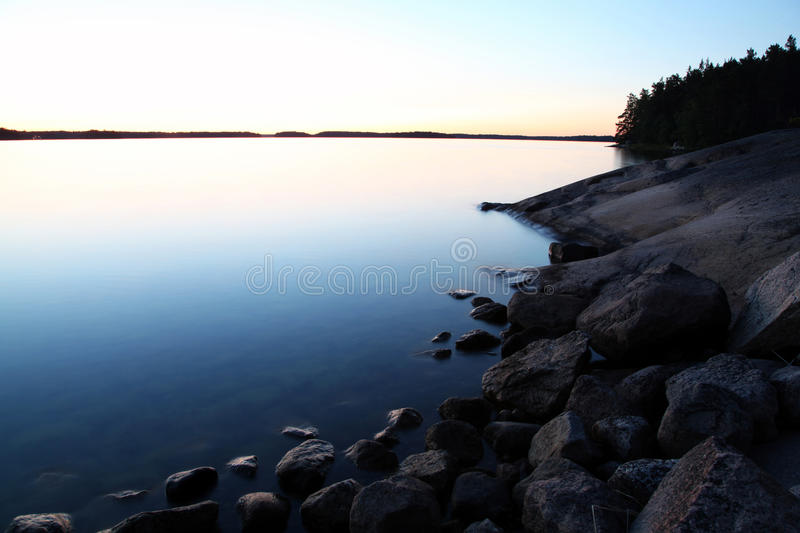 The Nordic Light Royalty Free Stock Photo