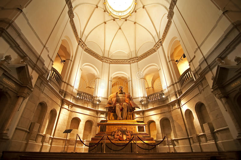 Nordic Museum, Sweden royalty free stock photos