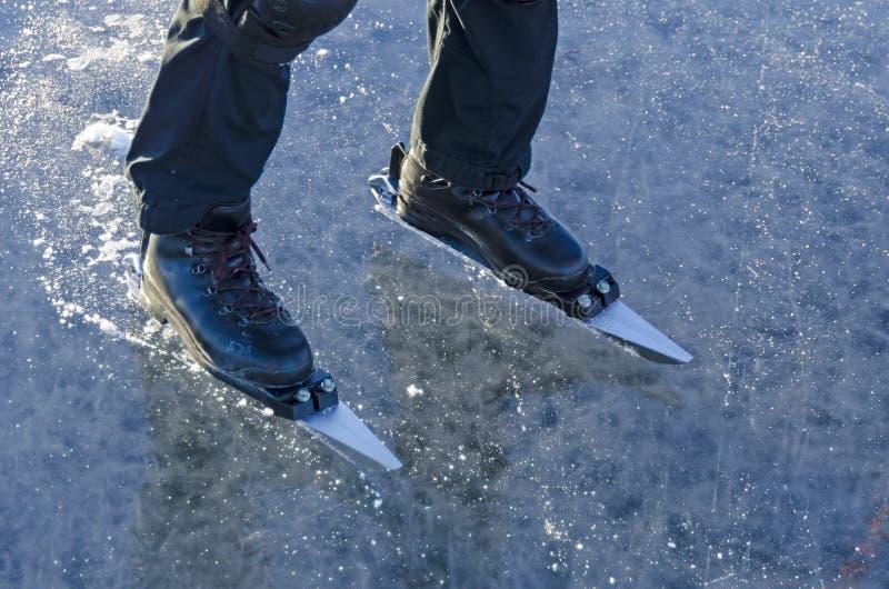 Download Nordic tour skates stock photo. Image of skating, tour - 29669554