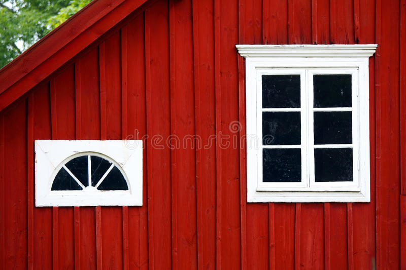 Nordic Windows Royalty Free Stock Images