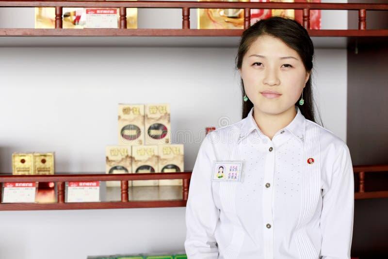 Nordkorea 2011 arkivbild