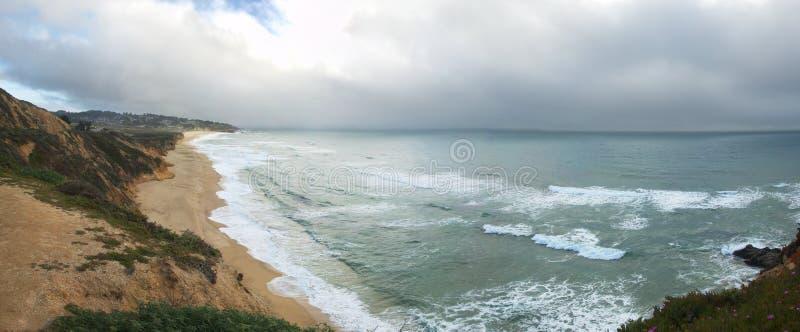 nordlig Kalifornien kust royaltyfri bild