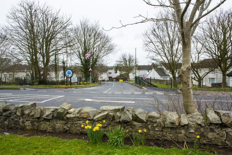 Nordliga Antrim - Irland arkivfoto