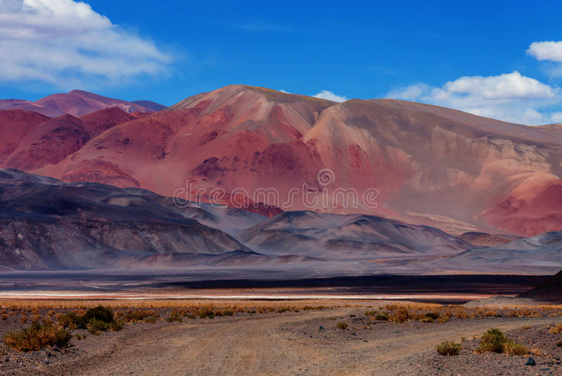 Nordliga Argentina arkivfoton