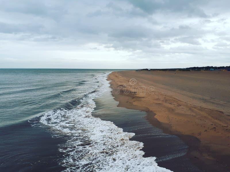 Nordmeer stockbild
